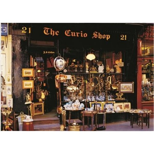 Curiosity Shop  - 1000 Piece Jigsaw Puzzle