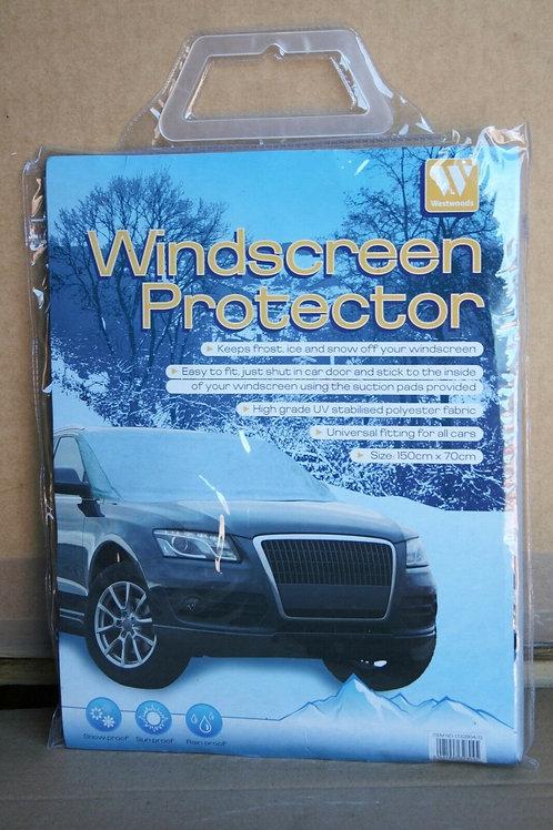Car windscreen protector
