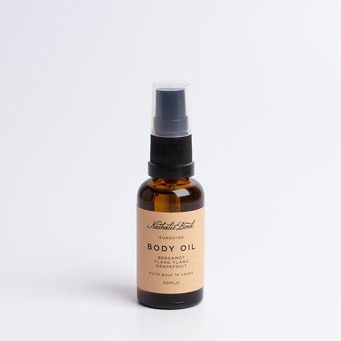 Sunshine Body Oil 30ml
