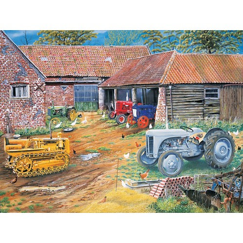 Farmers Classic Collection  - 1000 Piece Jigsaw Puzzle