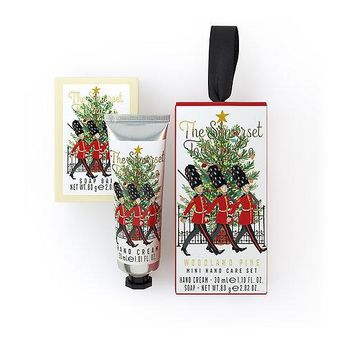 Christmas Hand Care Set - Woodland Pine