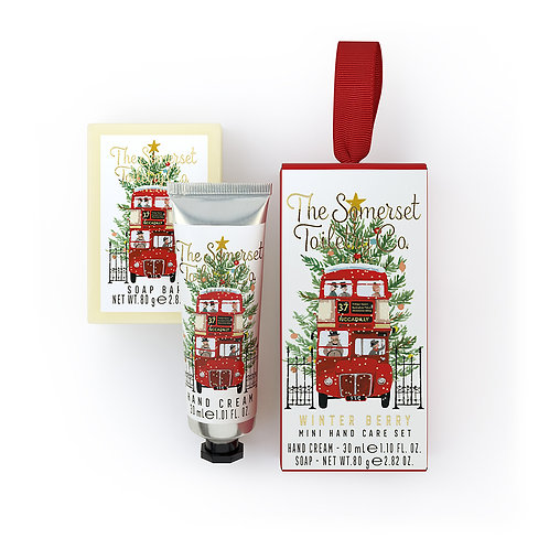 Christmas Hand Care Set - Winter Berry