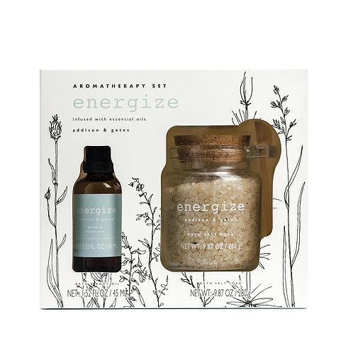 Tea Tree Energize Aromatherapy gift set - The Somerset Toiletry Co.