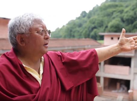 Lama Jigme Rinpoche wird eine wöchentliche Belehrung geben