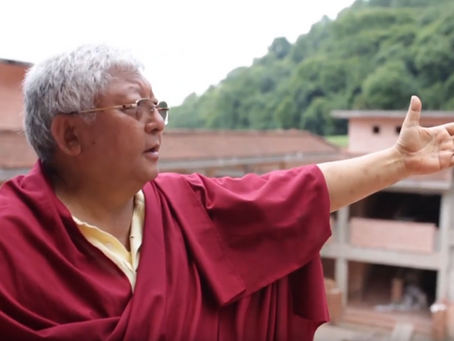 Lama Jigme Rinpoche's weekly teachings