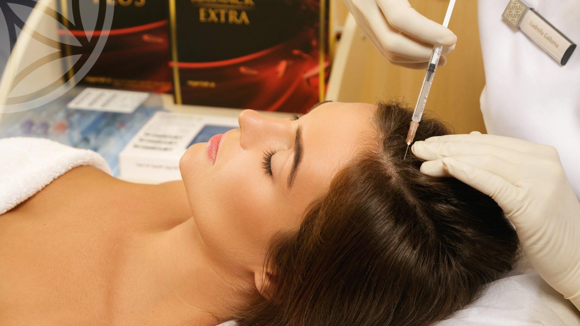 Востановление и лечение волос