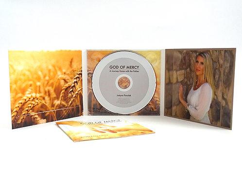 """God of Mercy"" Music Album (CD)"