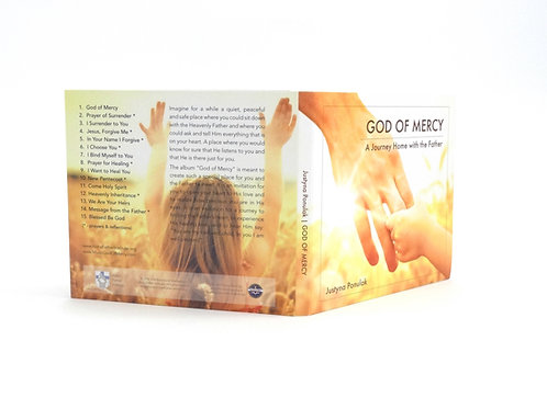 """God of Mercy"" - CD (a bundle of 5)"