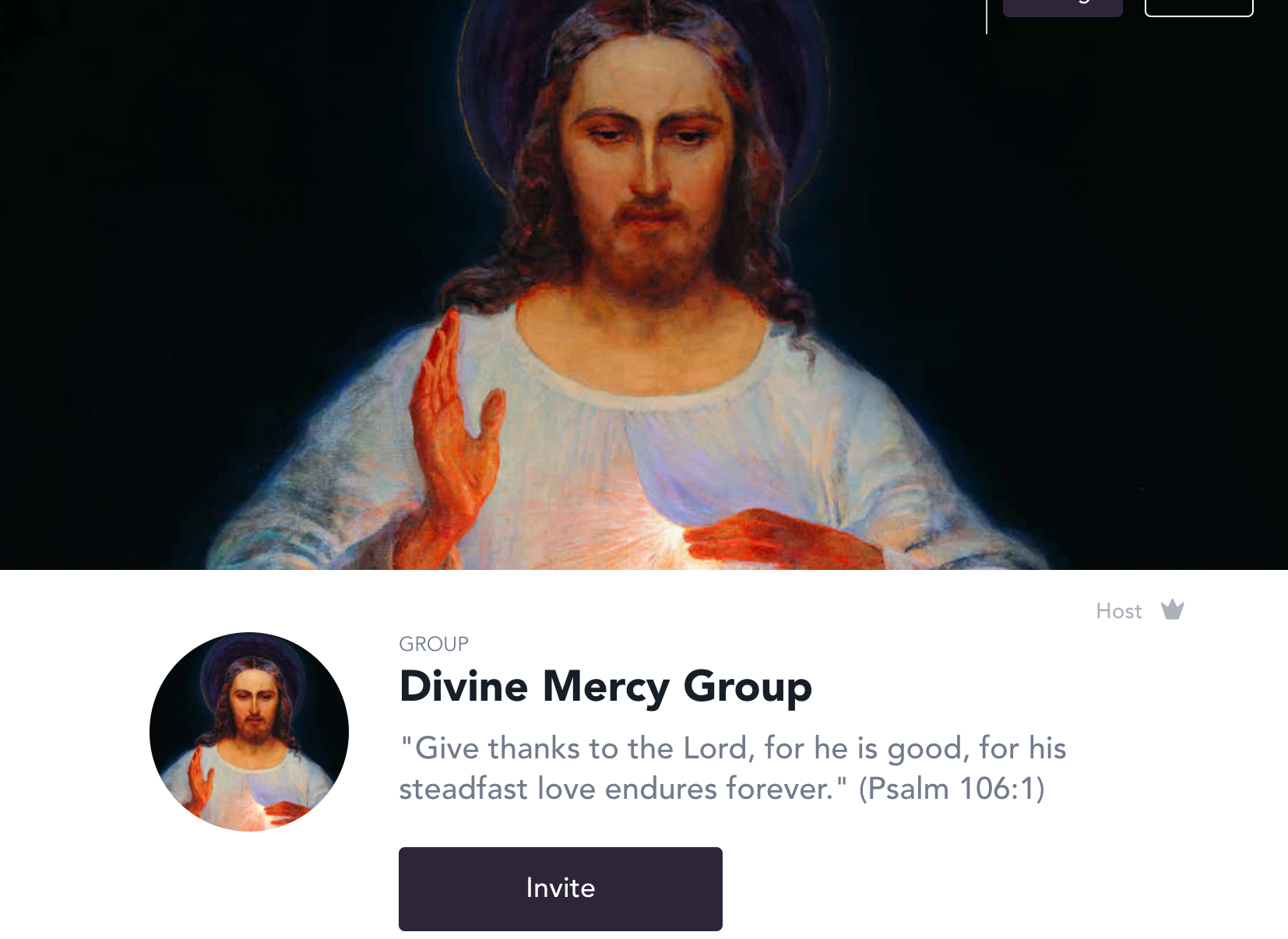Divine Mercy Group
