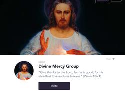 Divine Mercy Group