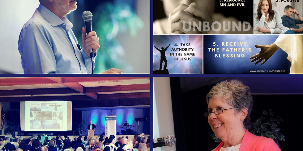 Unbound Conference with Neal & Janet Lozano