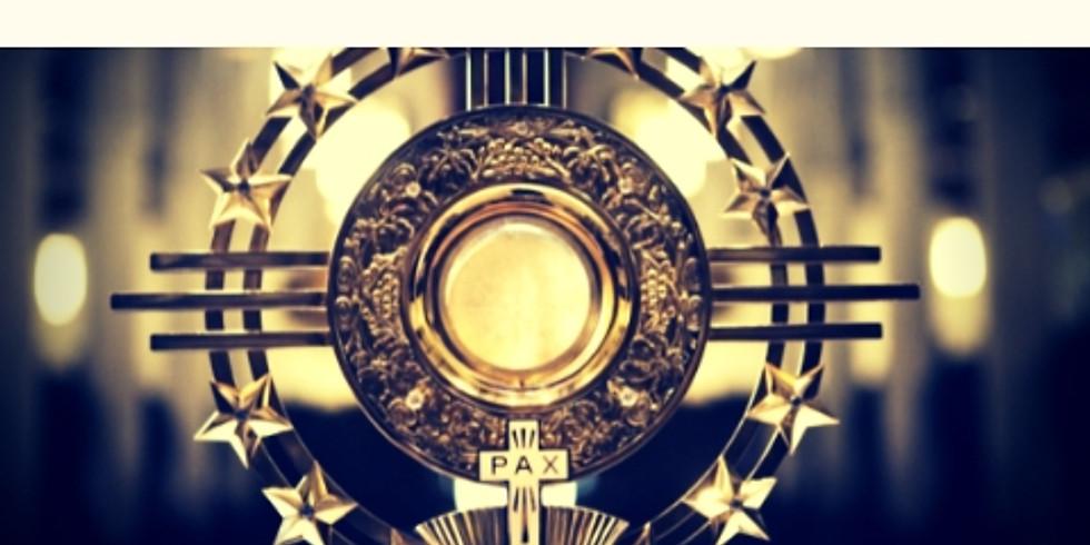 Holy Mass & Healing Prayer Service