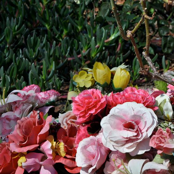 Roses Fake & Real