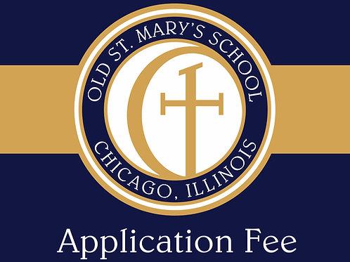 OSM School Application Fee