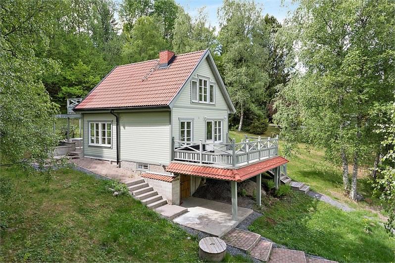 Husbyggnation - Gladö Kvarn