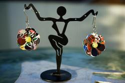 3D Flower Earrings-1024x681