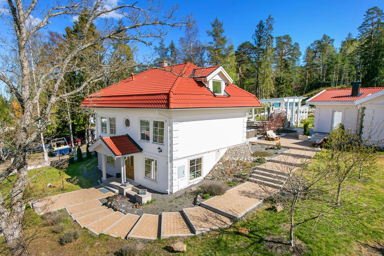 Nybyggnation Klassisk stil - Oxbärsvägen 10, Nacka
