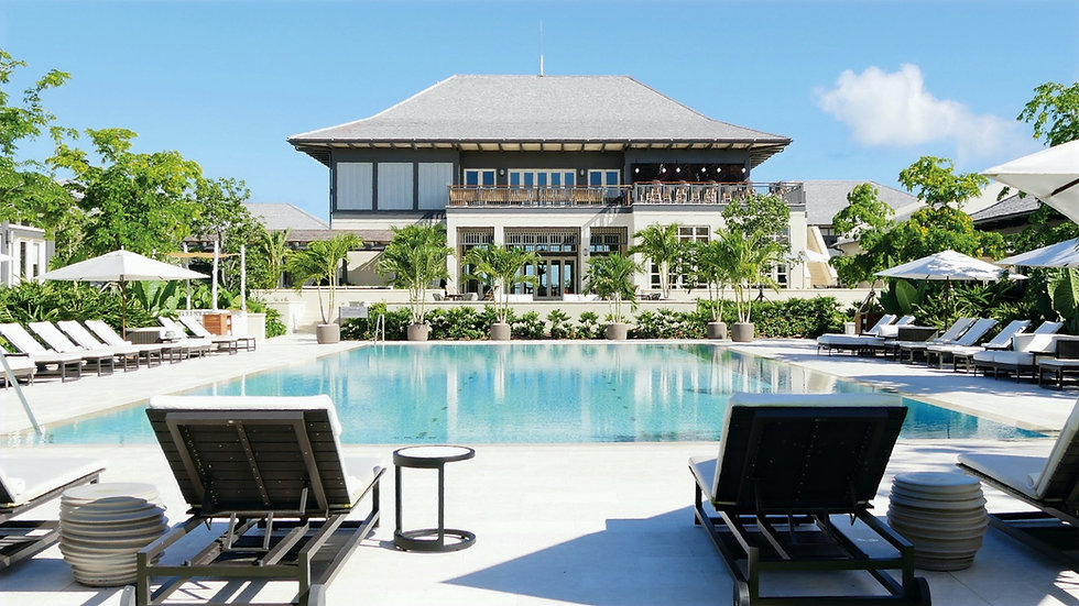 Island House - Osprey Constructions Ltd