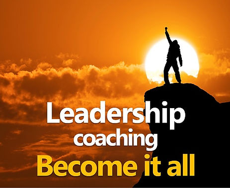 leadership executive coaching