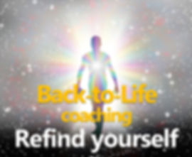 Back to Life Coaching