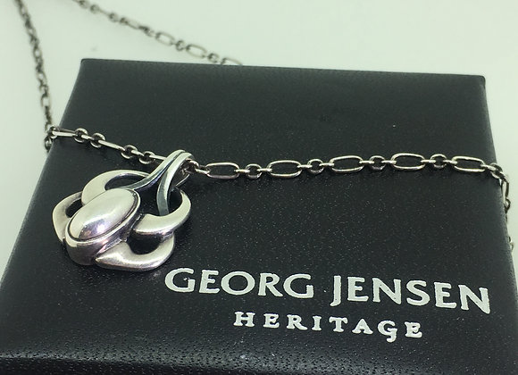 Georg Jensen 925 Sterling Silver Pendant 2006 - Heritage Collection