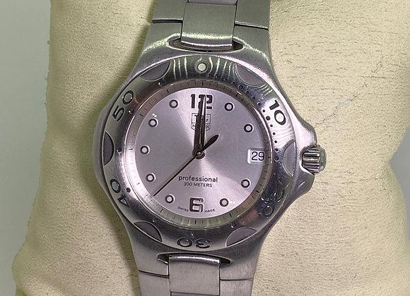 Tag Heuer Kirium Professional 200m BAO700 Stainless Steel 40mm Quartz Watch