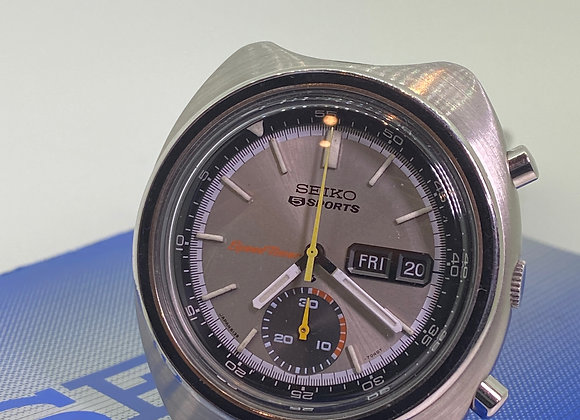Seiko SpeedTimer Ref 6139-7020 Flying Saucer Chronograph Watch