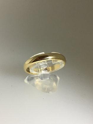 18K Yellow Gold 3mm Mens' Wedding Band