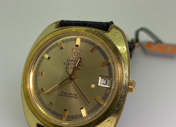 Omega Electronic F300HZ Chronometer 'tuning fork' Watch
