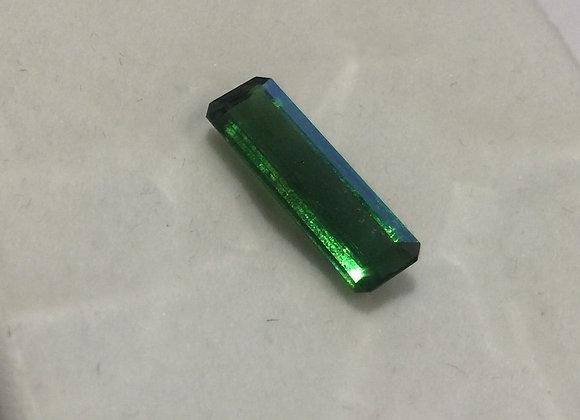Baguette Cut 5.50ct Loose Natural Green Tourmaline/Verdelite