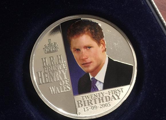 $1 Australian 1 Ounce Silver Coin