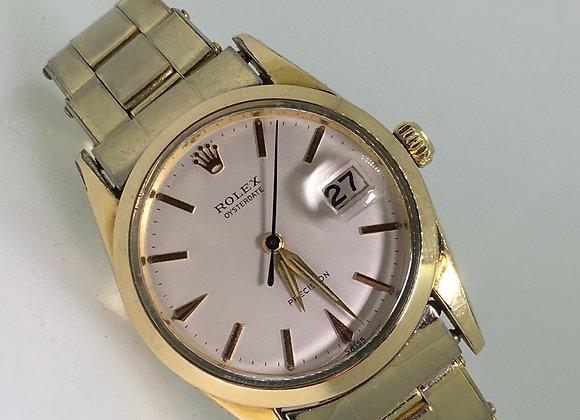 Rolex OysterDate Precision ref 6694 Vintage c1954 Gents' Wristwatch