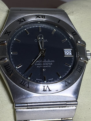 Omega Constellation 95 ref 1502.40.00 Stainless Steel Automatic Mens' Wristwatch