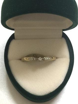 Seven Stone Diamond