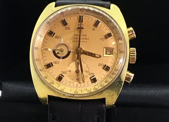 Omega Seamaster Chronograph Automatic Cal.1040 Watch