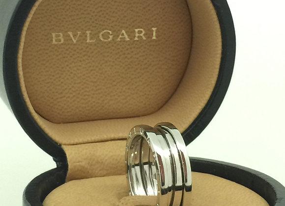 BVLGARI B.Zero 1 18K gold 3-band ring