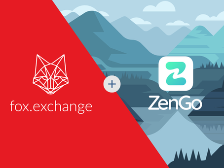 fox.exchange is Now on ZenGo! A First of its Kind: Keyless Crypto Wallet!