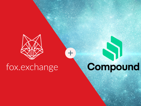 Introducing Compound (COMP) to fox.exchange: a secure crypto money protocol!