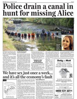 Alice Gross Murder Search