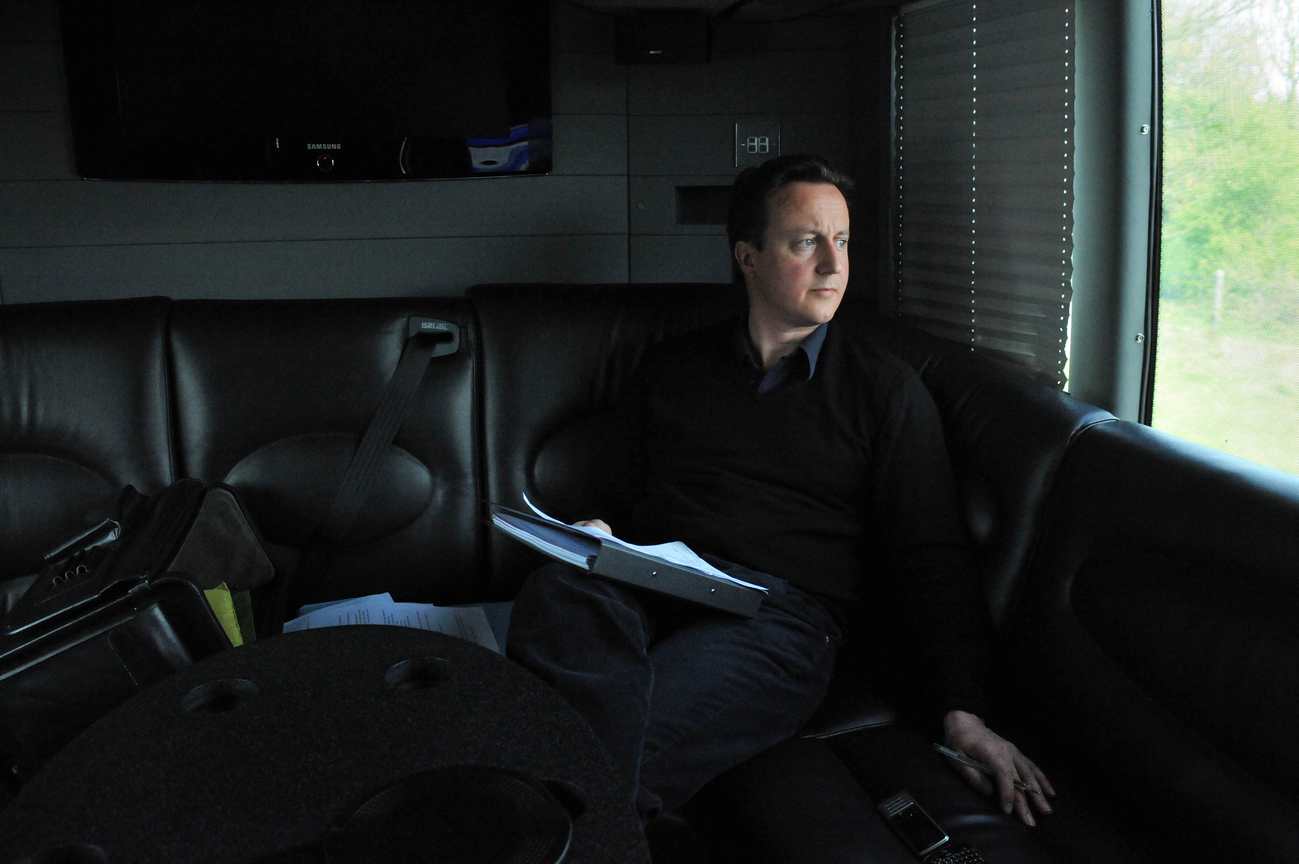 David Cameron Campaign