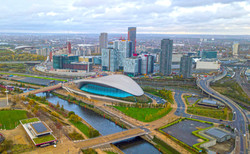 Drone Commission at the Olympic Park
