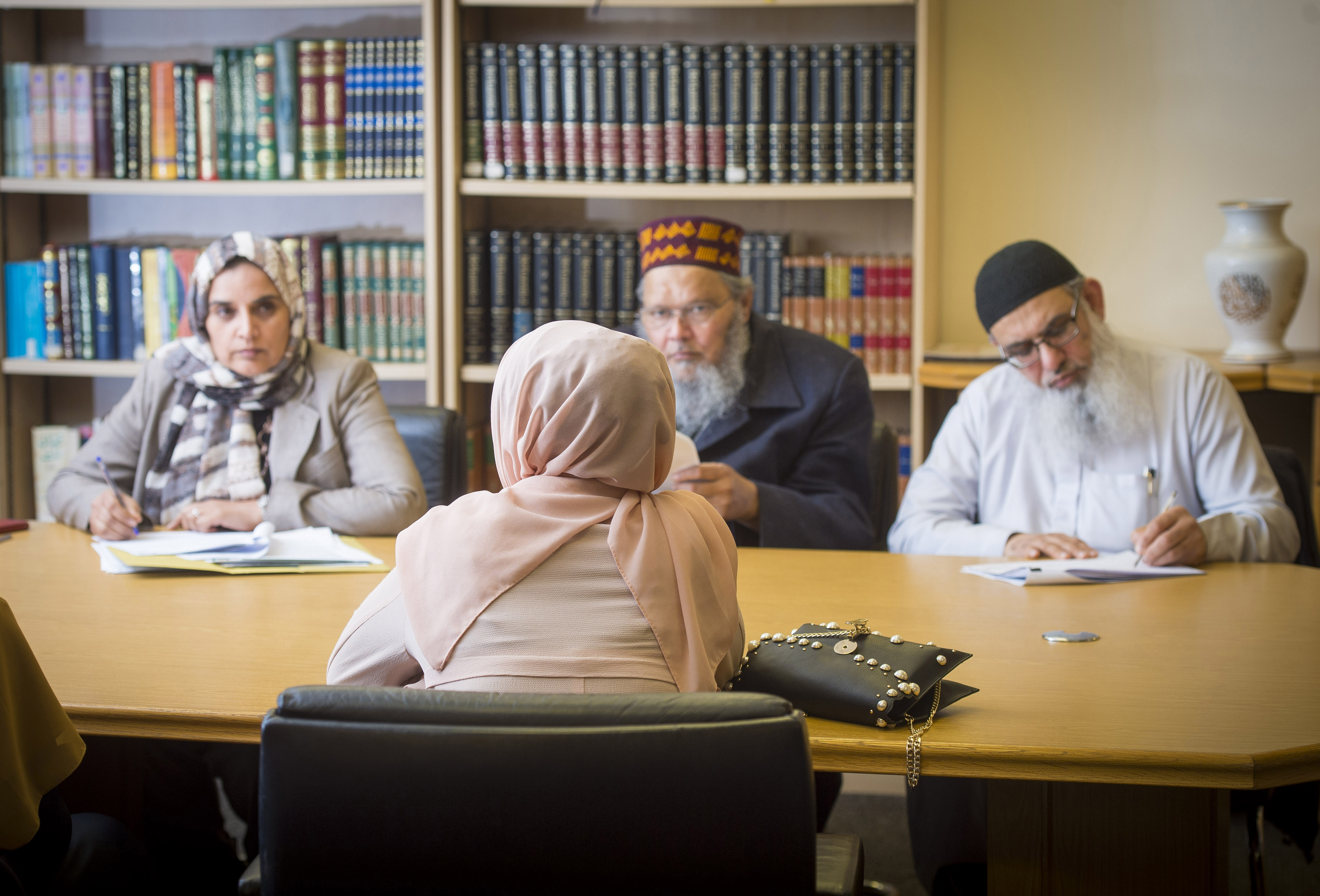 Sharia law council