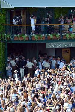 Andy Murray wins Wimbledon 2013