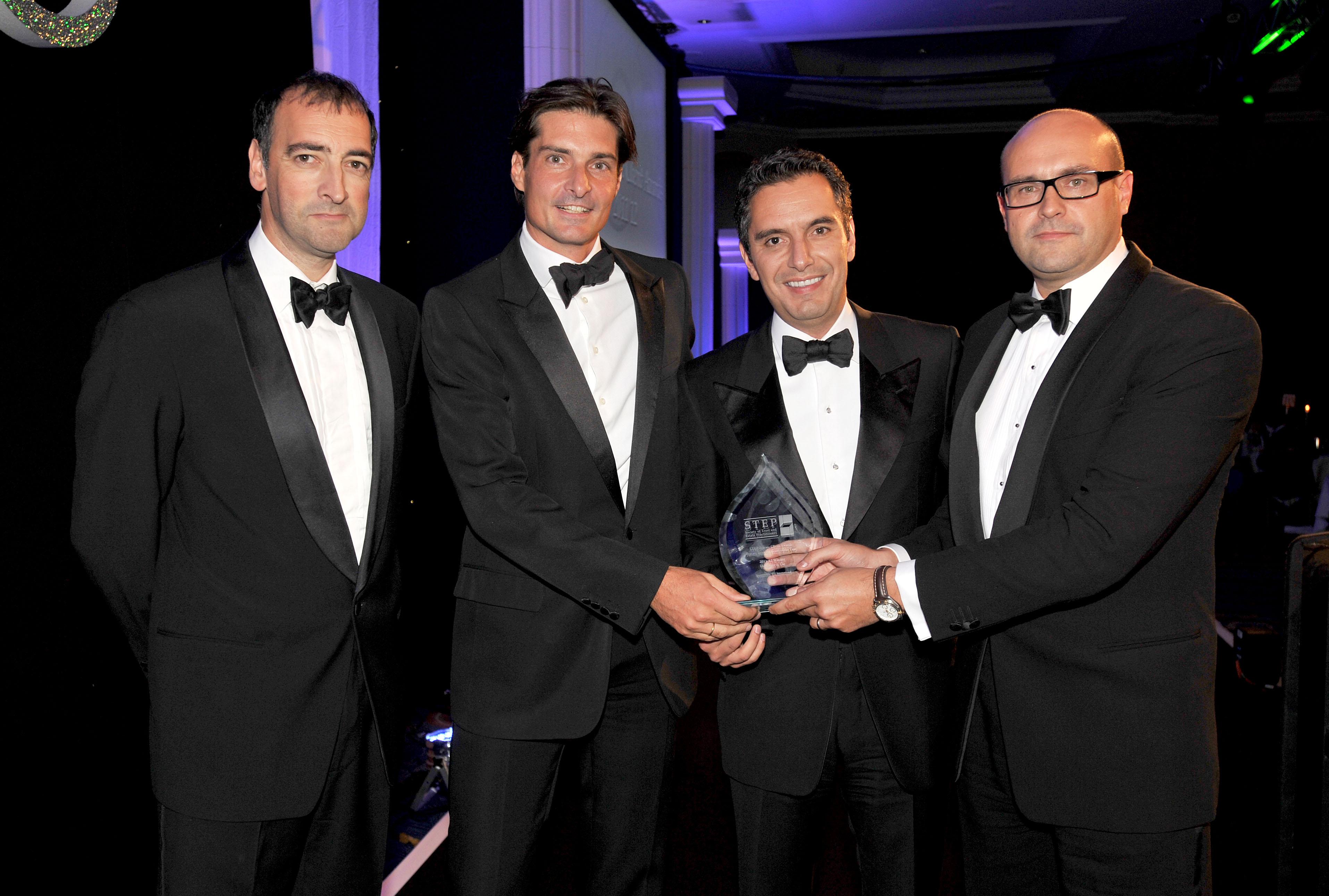 Corporate Awards Event