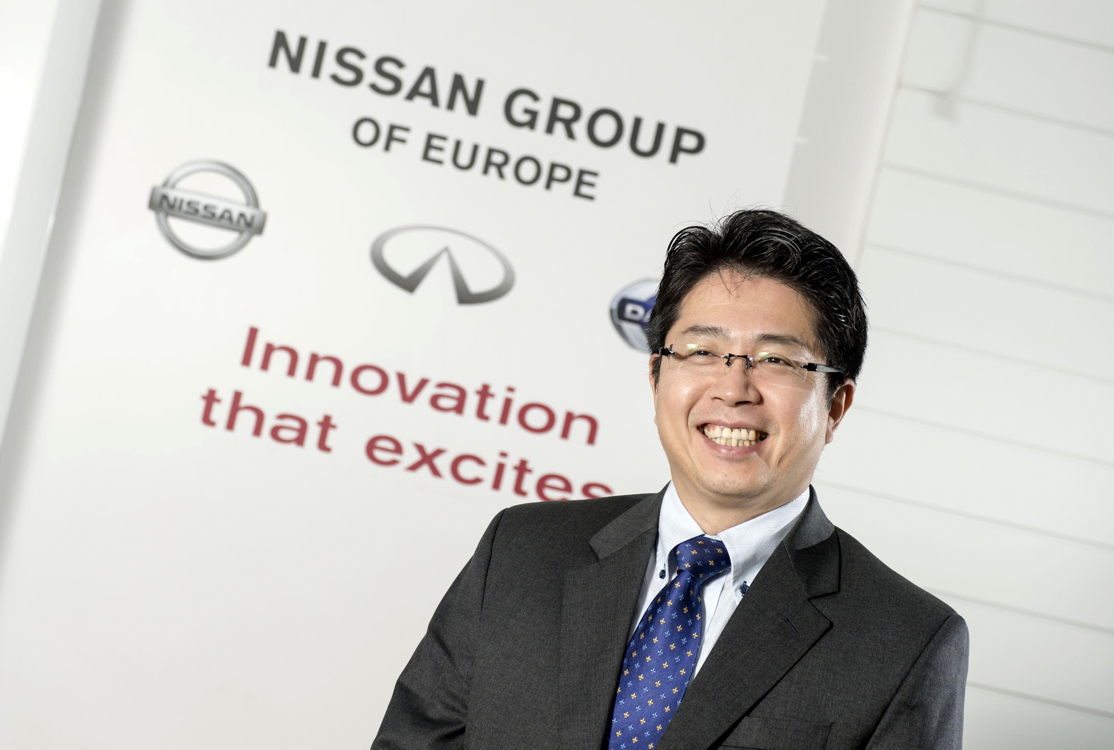 Nissan Corporate portrait
