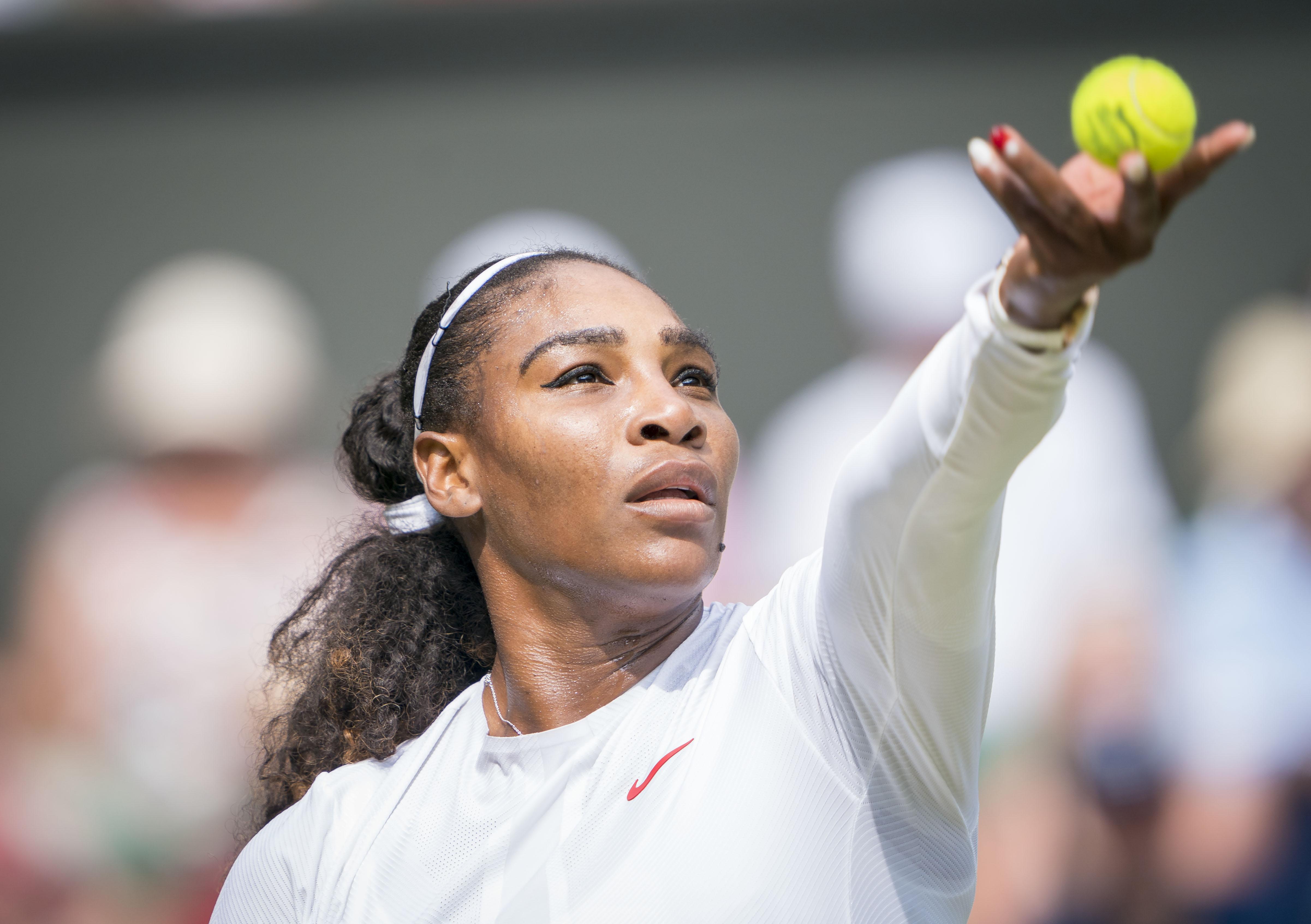 Serena Wimbledon 2018