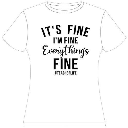 I'm Fine, It's Fine