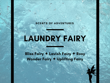 New Release: Laundry Fairy