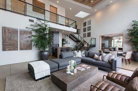 Desert Modern Great Room