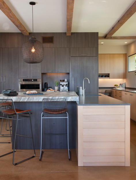 Desert Oasis Modern Kitchen